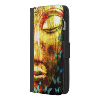 Buddha's Dream iPhone 6/6s Plus Wallet Case
