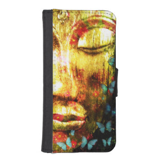 Buddha's Dream iPhone SE/5/5s Wallet Case