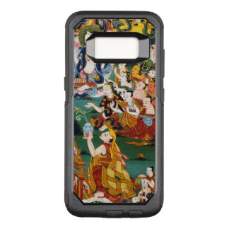 Buddhas in Thangka OtterBox Commuter Samsung Galaxy S8 Case