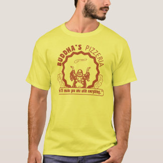 Buddha's Pizzeria T-Shirt