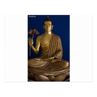 Buddhism Namaste Gifts Tees Mugs Cards Etc Post Card