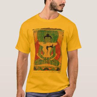 Buddhism painting in Kathmandu T-Shirt