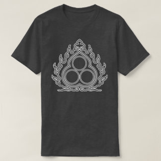 Buddhism The Three Jewels T-Shirt