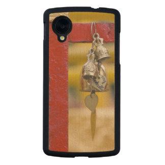 Buddhist Bells at Doi Suthep Temple Carved® Maple Nexus 5 Slim Case