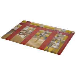 Buddhist Bells at Doi Suthep Temple Cutting Board