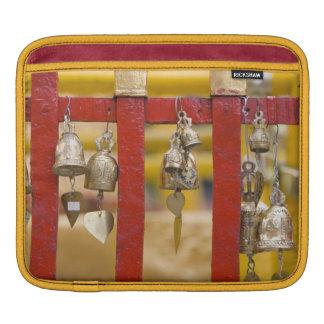 Buddhist Bells at Doi Suthep Temple iPad Sleeve