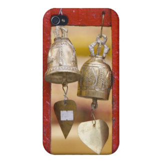 Buddhist Bells at Doi Suthep Temple iPhone 4/4S Covers