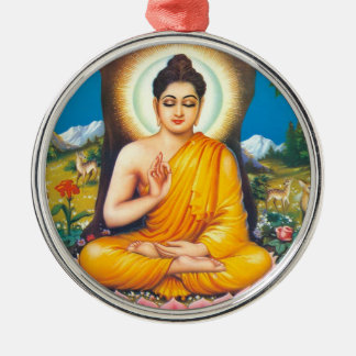 Buddhist Christmas Ornament