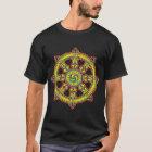 Buddhist Dharma Chakra T-Shirt