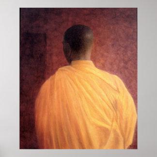 Buddhist Monk 2005 Poster