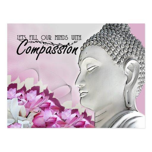 Buddhist Postcard