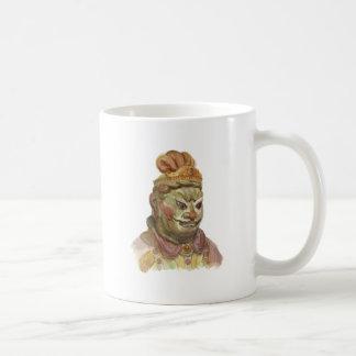 Buddhist statue mugs