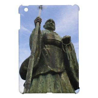 Buddhist Statue of Imayama Kobo Daishi iPad Mini Cover