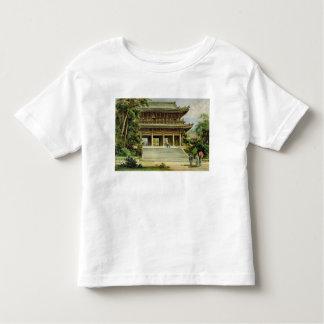 Buddhist temple at Kyoto, Japan Toddler T-Shirt