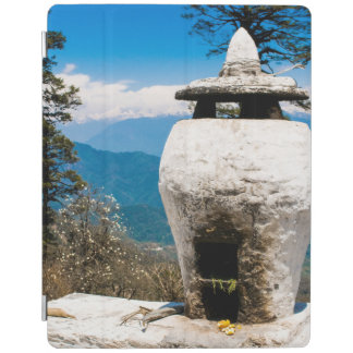 Buddhist Worship Site iPad Cover