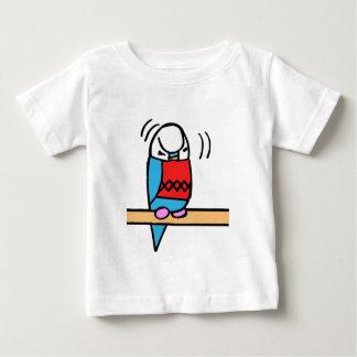 Buddie Preening Baby T-Shirt