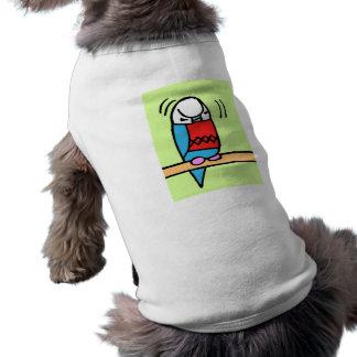 Buddie Preening Dog T-shirt