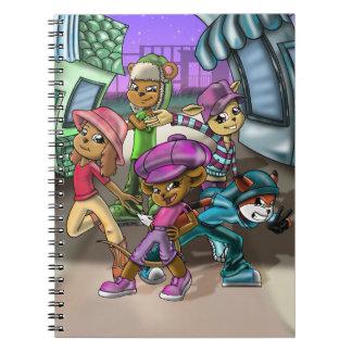 Buddies Notebook