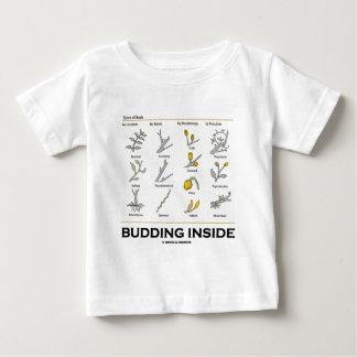 Budding Inside (Types Of Buds Biology / Botany) Baby T-Shirt