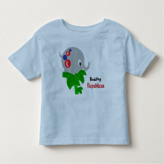 Budding Republican Toddler T-Shirt