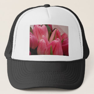 Budding Tulips Trucker Hat