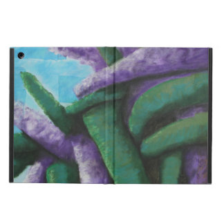 Buddleia Abstract iPad Case