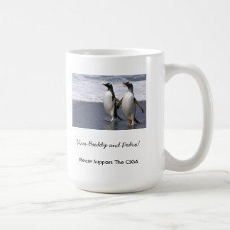Buddy and Pedro Coffee Mug