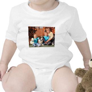 Buddy Beagle Basset Hybrid Photo-06 Baby Creeper