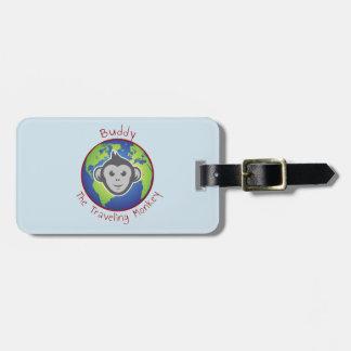 Buddy Logo Luggage Tag