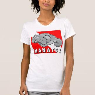 Buddy Manatee Diver T-Shirt