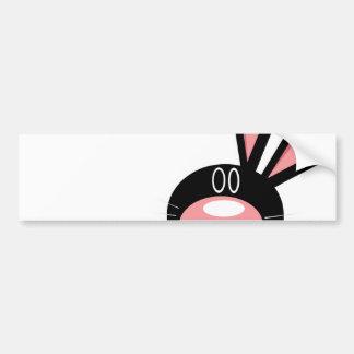 Buddy Rabbit Bumper Sticker