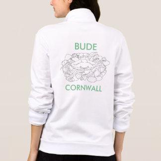 Bude Cornwall Cololuring book apparel - Shore Crab