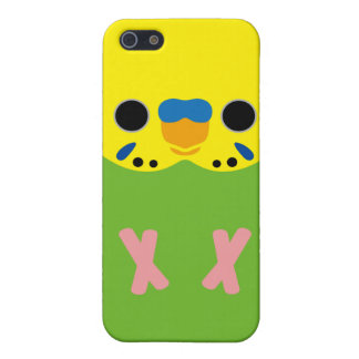 Budgerigar (Opaline Lightgreen Male) Case For The iPhone 5