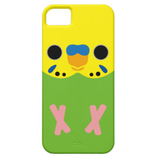 Budgerigar (Opaline Lightgreen Male) iPhone 5 Cover