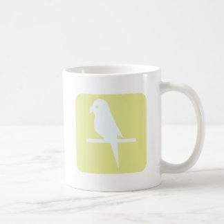 Budgerigar Parrot Bird Icon Mug