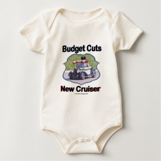 Budget Cuts New Cruiser Baby Bodysuit