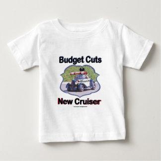 Budget Cuts New Cruiser T-shirt