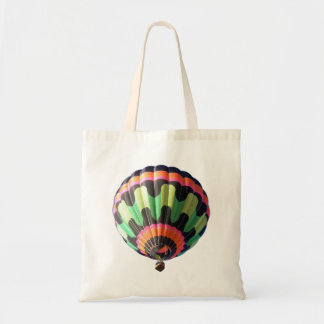Budget Tote Flying Colorful Hot air Balloon