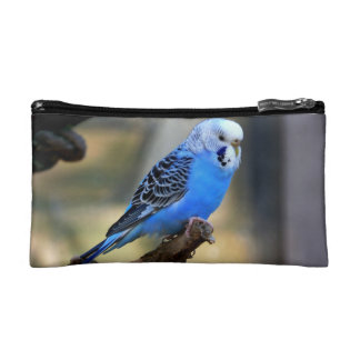 Budgie Cosmetic Bags