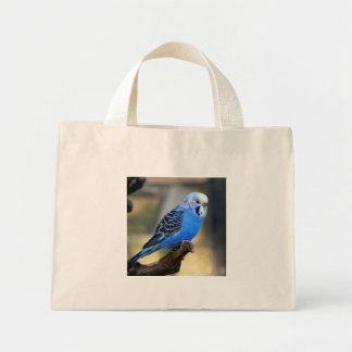 Budgie Canvas Bags