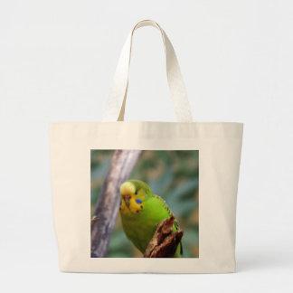 Budgie Tote Bag