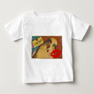 Budgie Love Baby T-Shirt