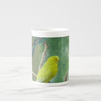 Budgie Tea Cup