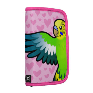 Budgie / Parakeet Love Planner