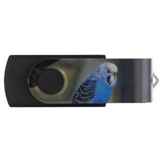 Budgie Swivel USB 2.0 Flash Drive