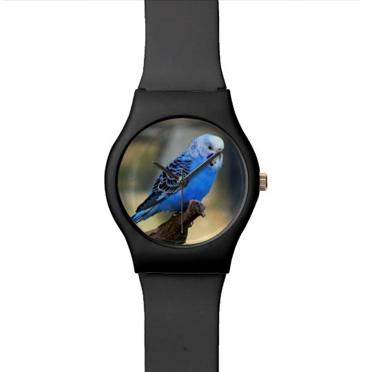 Budgie Wristwatch