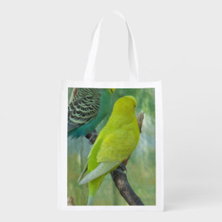 Budgie Grocery Bag