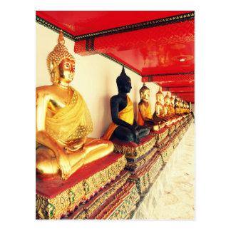 Budhism Postcard