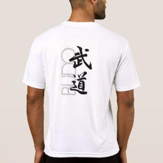Budo Sport Spirit white Tee Shirts