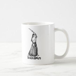 BudoBabe Coffee Mugs